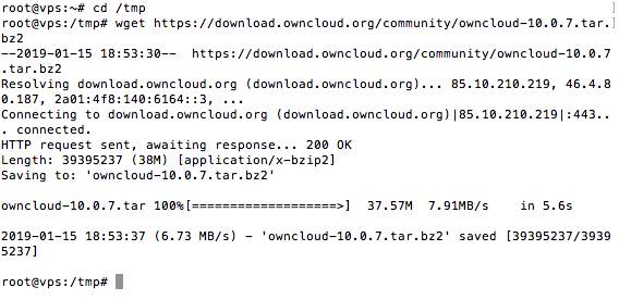 install download_owncloud